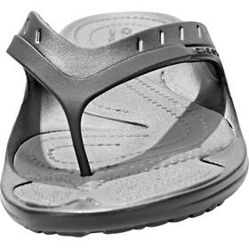 Crocs MODI Sport Flips Unisex, black/graphite